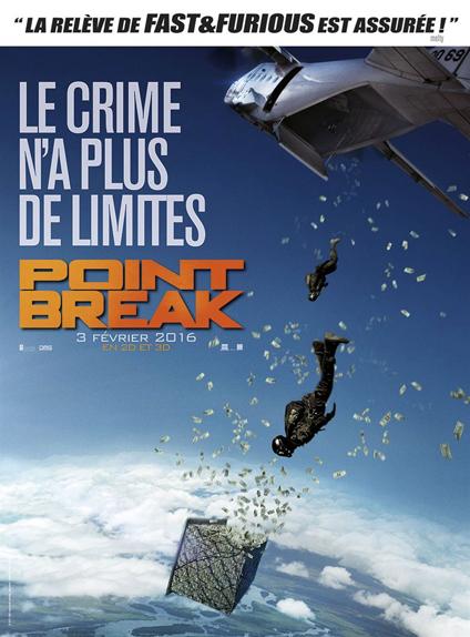 """L'affiche """"produits laitiers"""" de l'année : Point Break"""