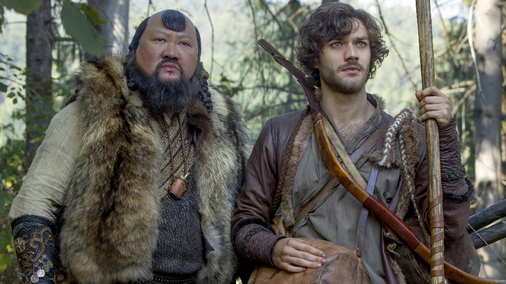 Marco Polo – Marco apporte les pâtes