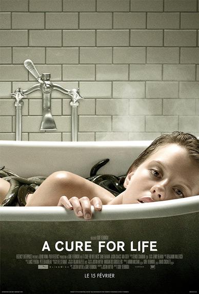 A Cure for Life de Gore Verbinski - Sortie le 15 février 2017