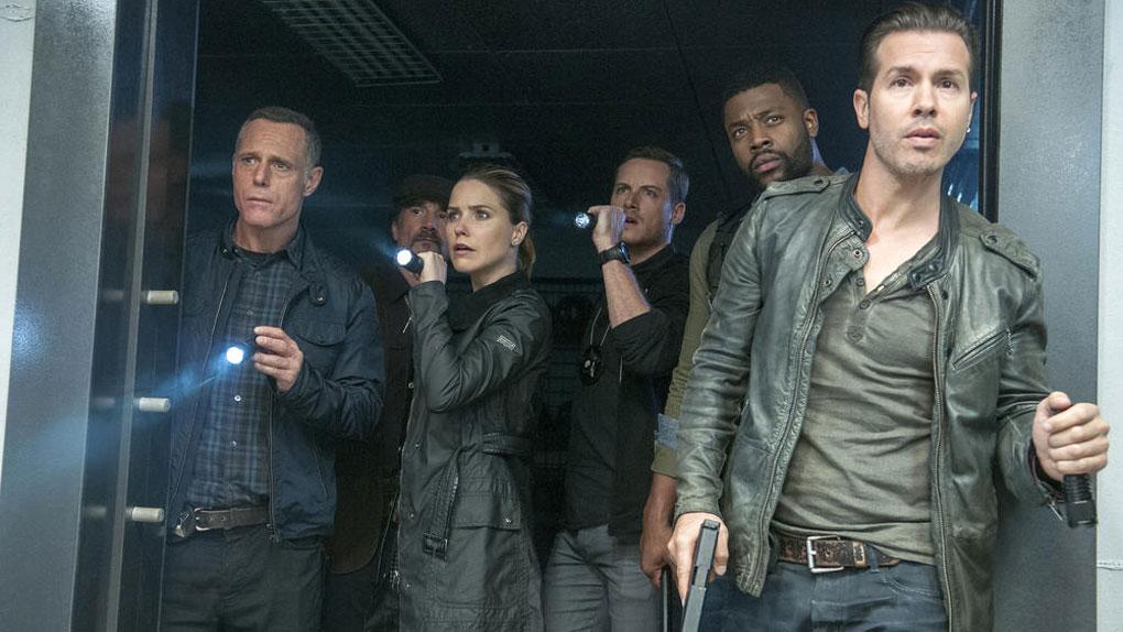 04 janvier - Chicago Police Department : la saison 3 en 2ème partie de soirée sur TF1