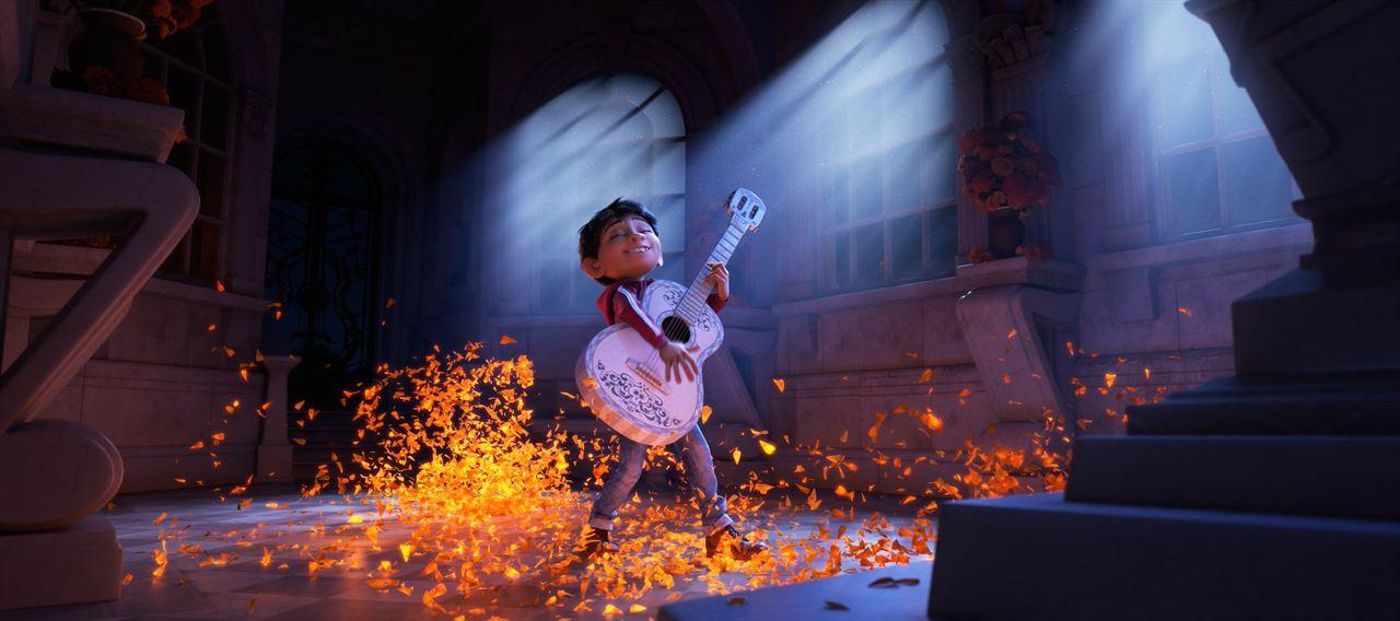 Première image de Coco, le nouveau Pixar