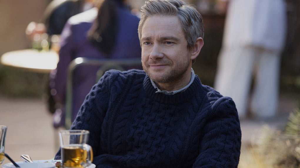 Martin Freeman rejoint Black Panther