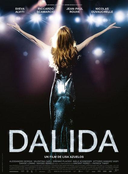 N°5 - Dalida : 191 810 entrées