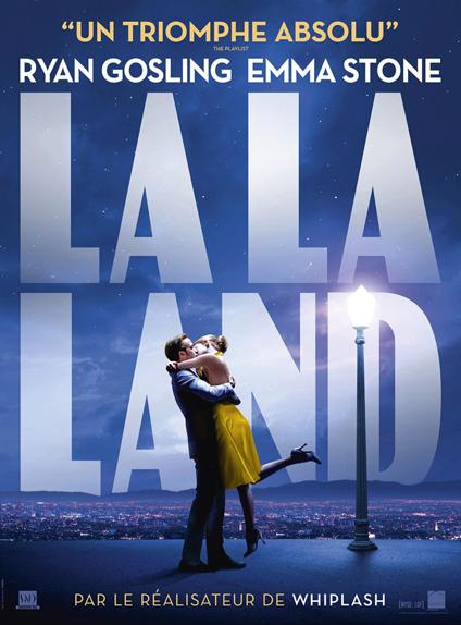 N°4 - La La Land : 447 018 entrées