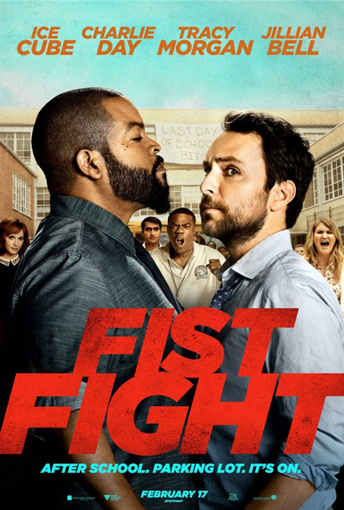N°5 - Fist Fight : 12 millions de dollars de recettes