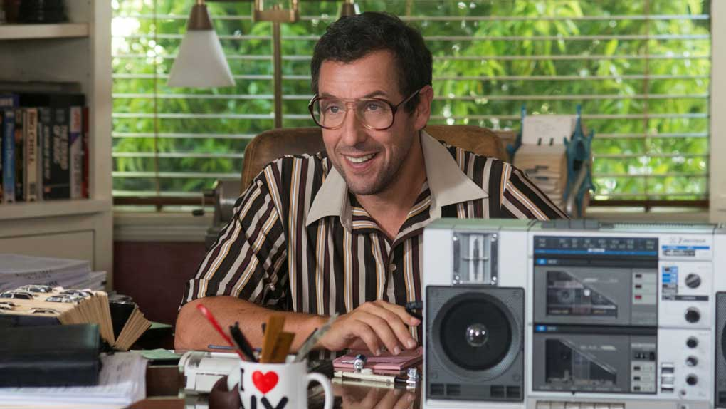 Sandy Wexler (film) : 14 avril