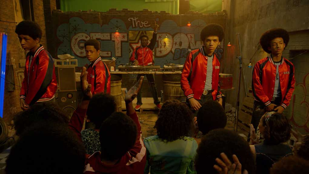 The Get Down : saison 1 partie 2 le 7 avril