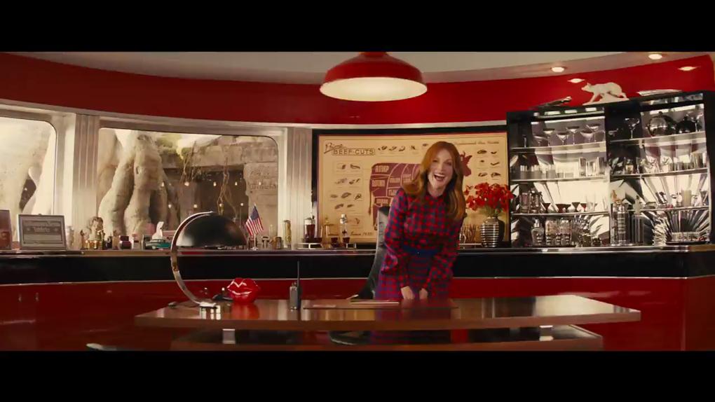Poppy (Julianne Moore) aime notre légende précédente