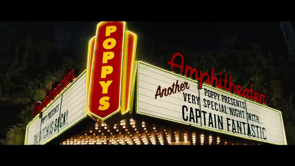 """... et diffuse """"Captain Fantastic"""" (Viggo Mortensen appréciera)"""