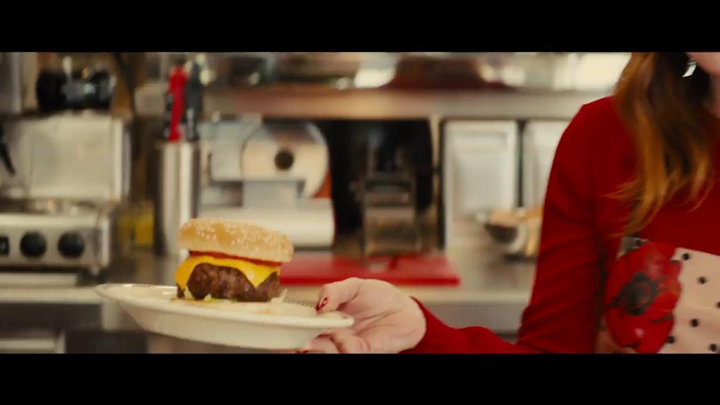 Le Poppy Burger vu de près