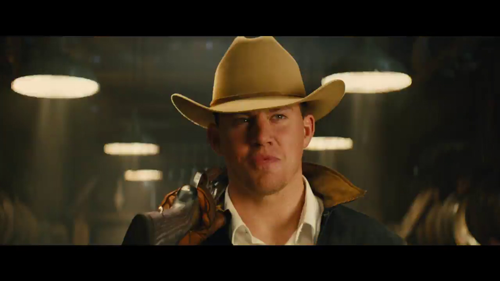Coup de chapeau pour l'Agent Tequila