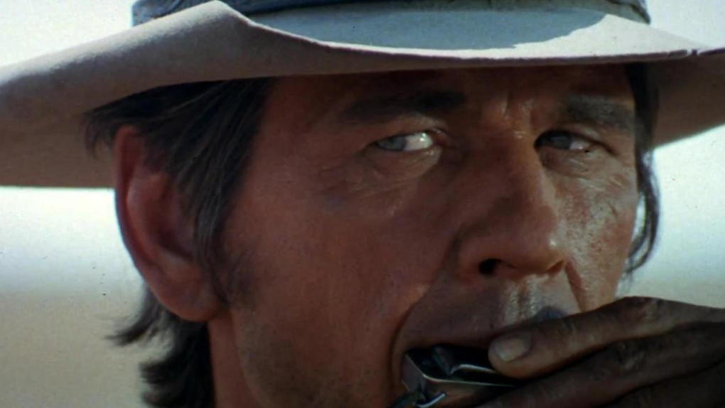 L'homme à l'harmonica (Il était une fois dans l'Ouest)