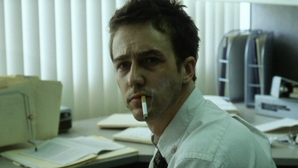 Le narrateur (Fight Club)