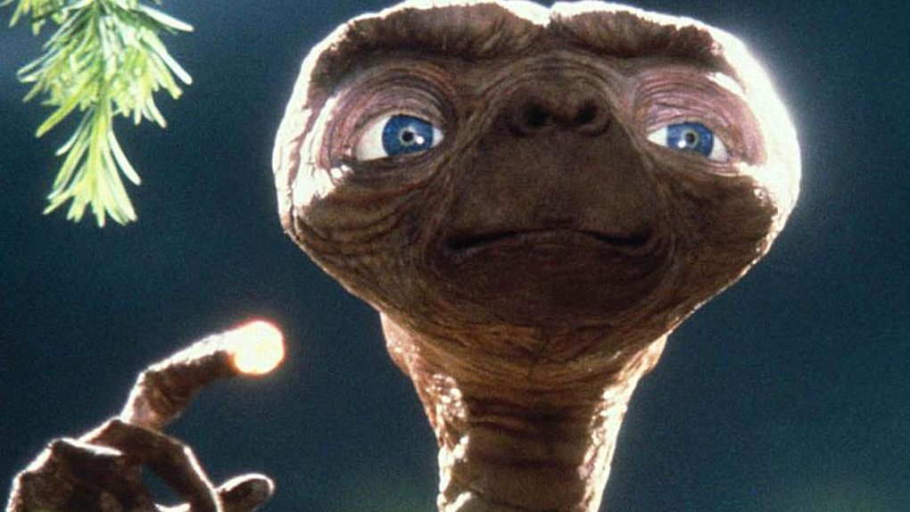 L'extra-terrestre (E.T.)