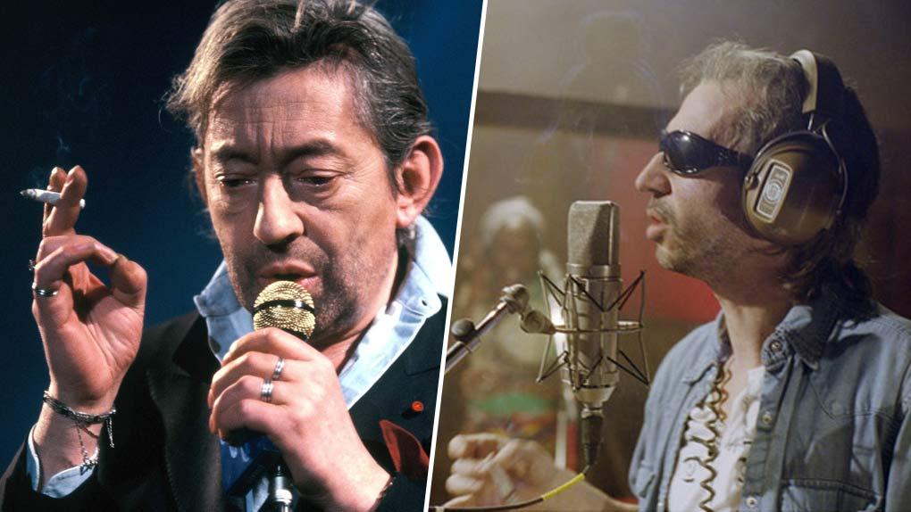 Serge Gainsbourg, joué par Eric Elmosnino (Gainsbourg - Vie héroïque)