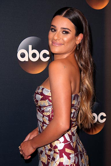 "Lea Michele (""The Mayor"", ABC)"