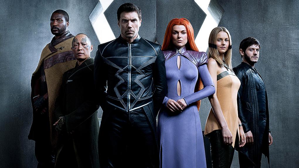 Iwan Rheon - Marvel's Inhumans