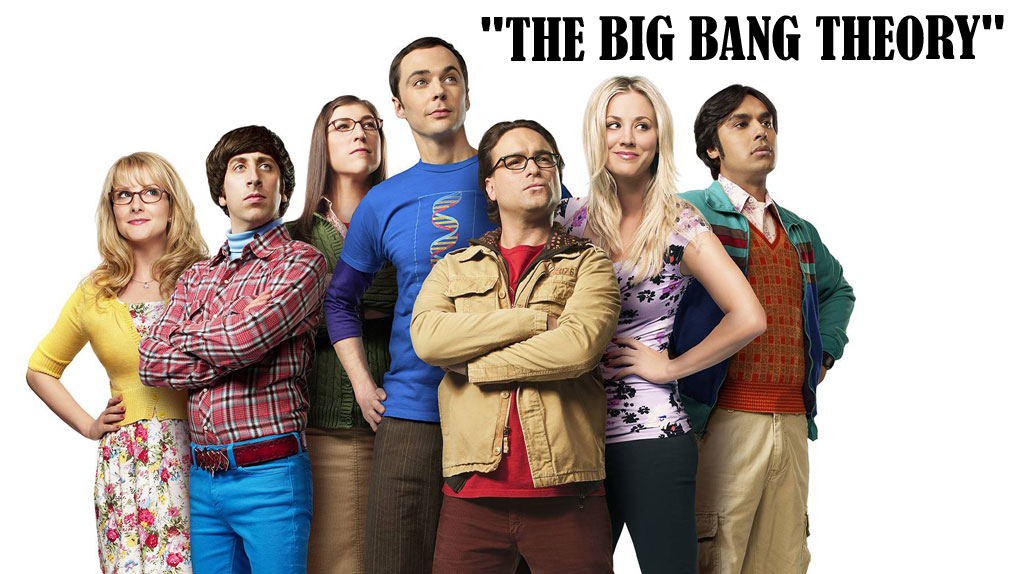 """The Big Bang Theory""... Et la science"