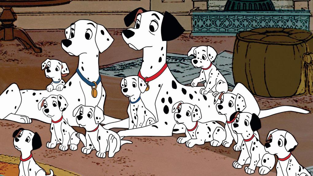 Les 101 Dalmatiens (1961)