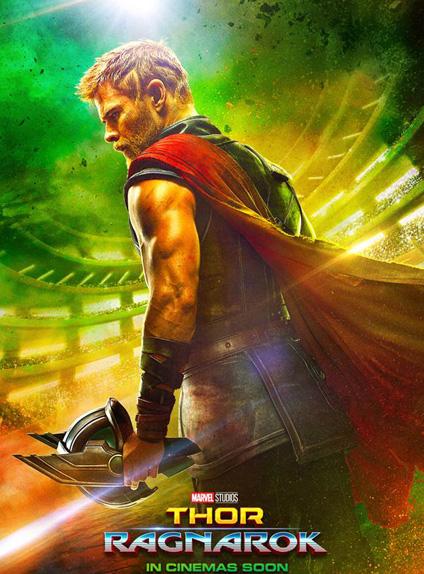 Thor : Ragnarok (25 octobre)