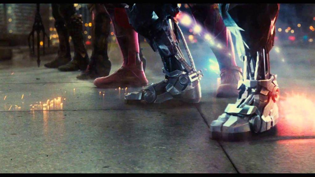 La Justice League, c'est le pied !