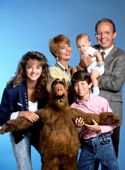 ALF et la famille Tanner
