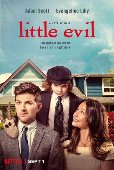 Little evil – film : 1er septembre