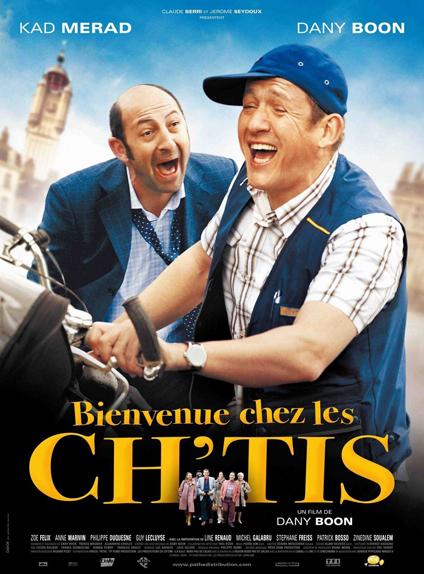 2008 - Bienvenue chez les Ch'tis