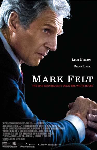 """The Secret Man - Mark Felt"" avec Liam Neeson, Diane Lane, Marton Csokas ..."