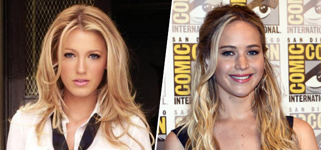 Serena a failli être incarnée par... Jennifer Lawrence !