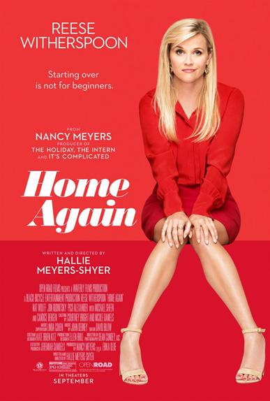 N°5 - Home Again : 3,31 millions de dollars de recettes