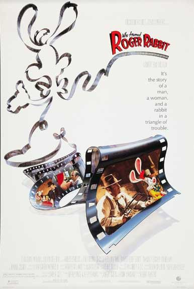 1988 - Qui veut la peau de Roger Rabbit ?