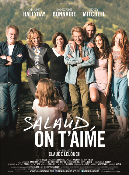Salaud, on t'aime (2014) - Claude Lelouch