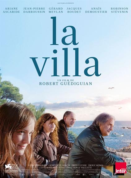 N°5 - La Villa : 193 463 entrées
