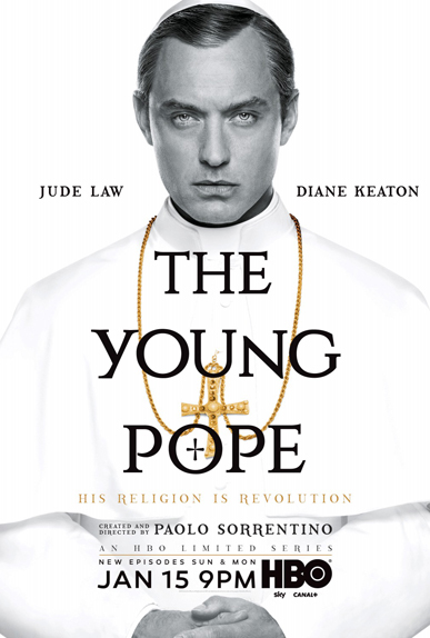 The Young Pope : 1 nomination