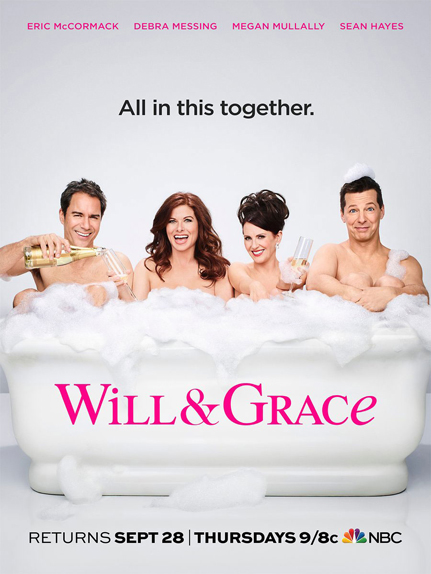 Will & Grace : 2 nominations