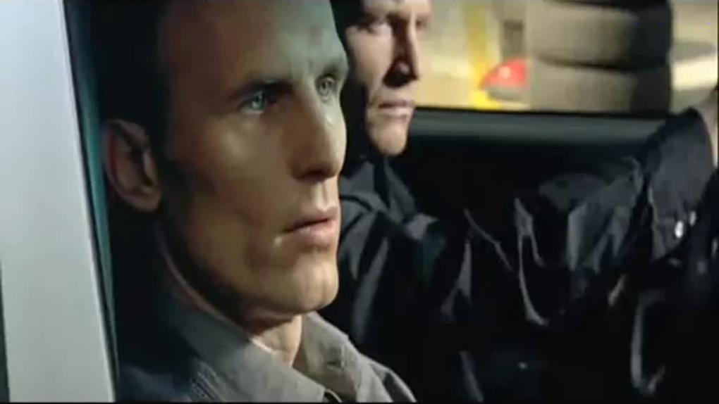 Taxi 1 : Richard Sammel (le chef des braqueurs allemands)
