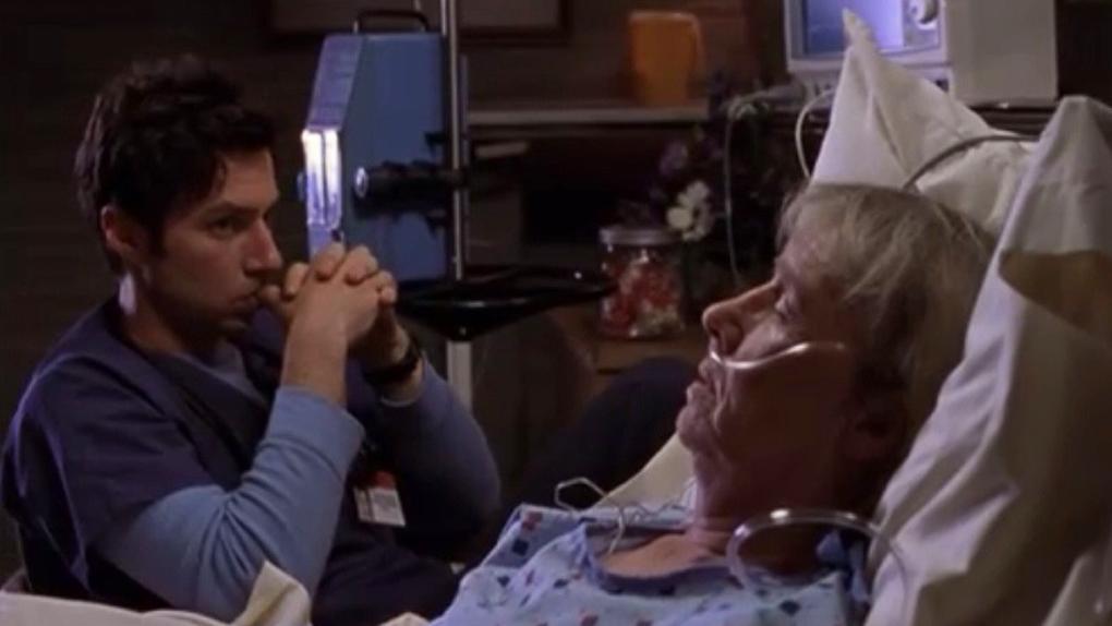 """S01E04 - """"My Old Lady"""" / """"Mon amie du 3ème âge"""""""