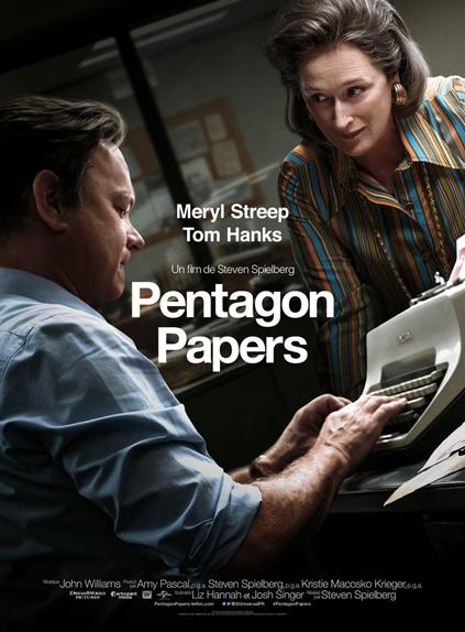 N°5 - Pentagon Papers : 8,85 millions de dollars de recettes