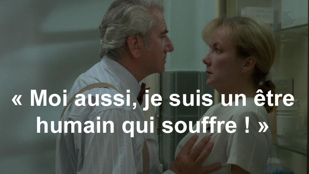 """""""Moi aussi, je suis un être humain qui souffre !"""" (Josette)"""