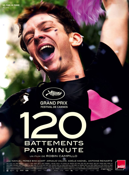 120 Battements par minute : 6 récompenses