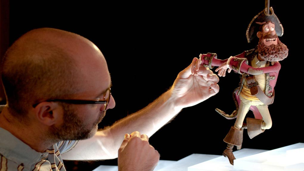 Le plus petit film d'animation de tous les temps est signé Aardman !