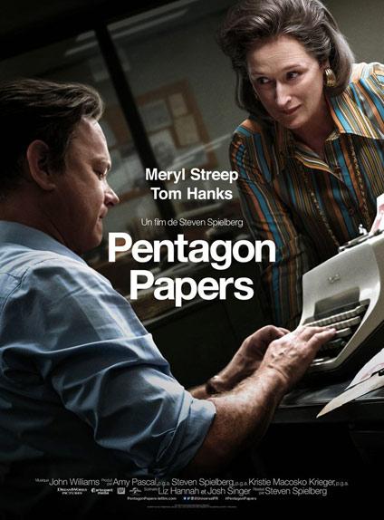 N°5 - Pentagon Papers : 198 541 entrées
