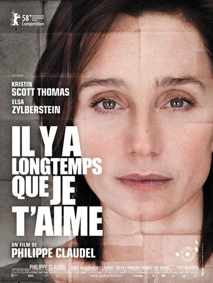 """Après """"Il y a longtemps que je t'aime"""", César du Meilleur Premier film en 2009..."""