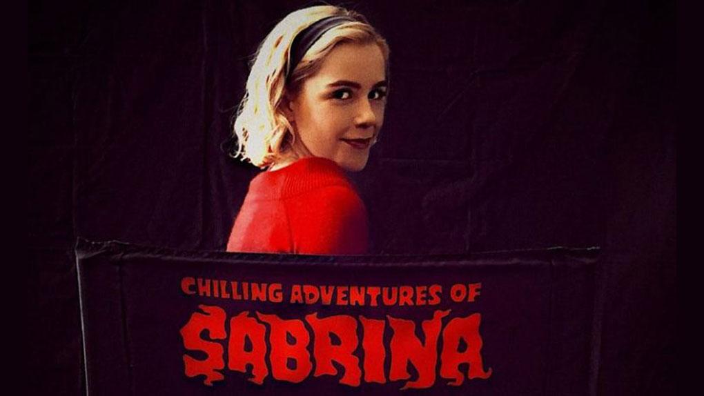 Première image officielle de Kiernan Shipka en Sabrina