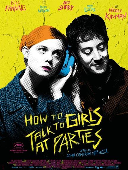 How To Talk To Girls at Parties sera présenté en ouverture