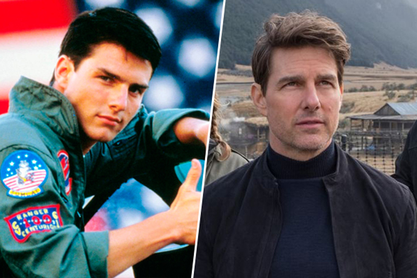 "Tom Cruise – Pete ""Maverick"" Mitchell"