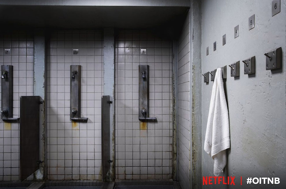 Un aperçu de la nouvelle prison d'Orange Is The New Black