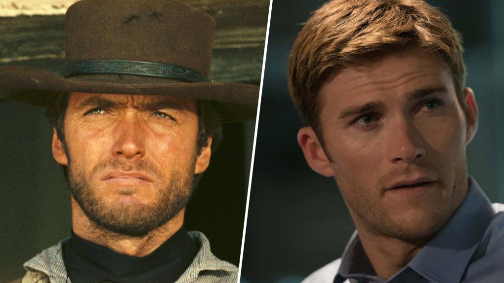 Clint et Scott Eastwood