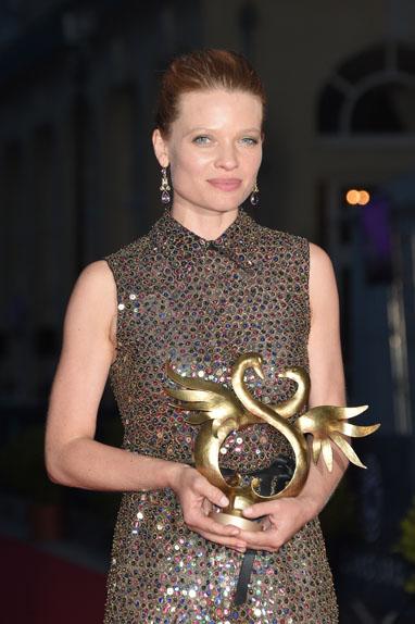 Mélanie Thierry, Swann d'Or de la meilleure actrice pour La Douleur